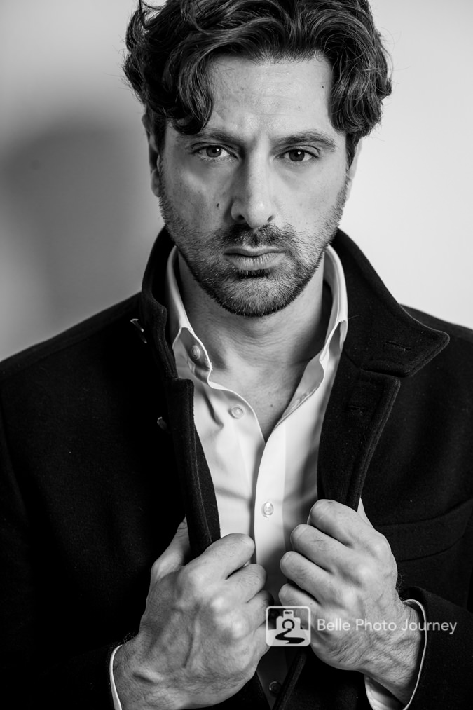 Italian actor Fabio Vassallo