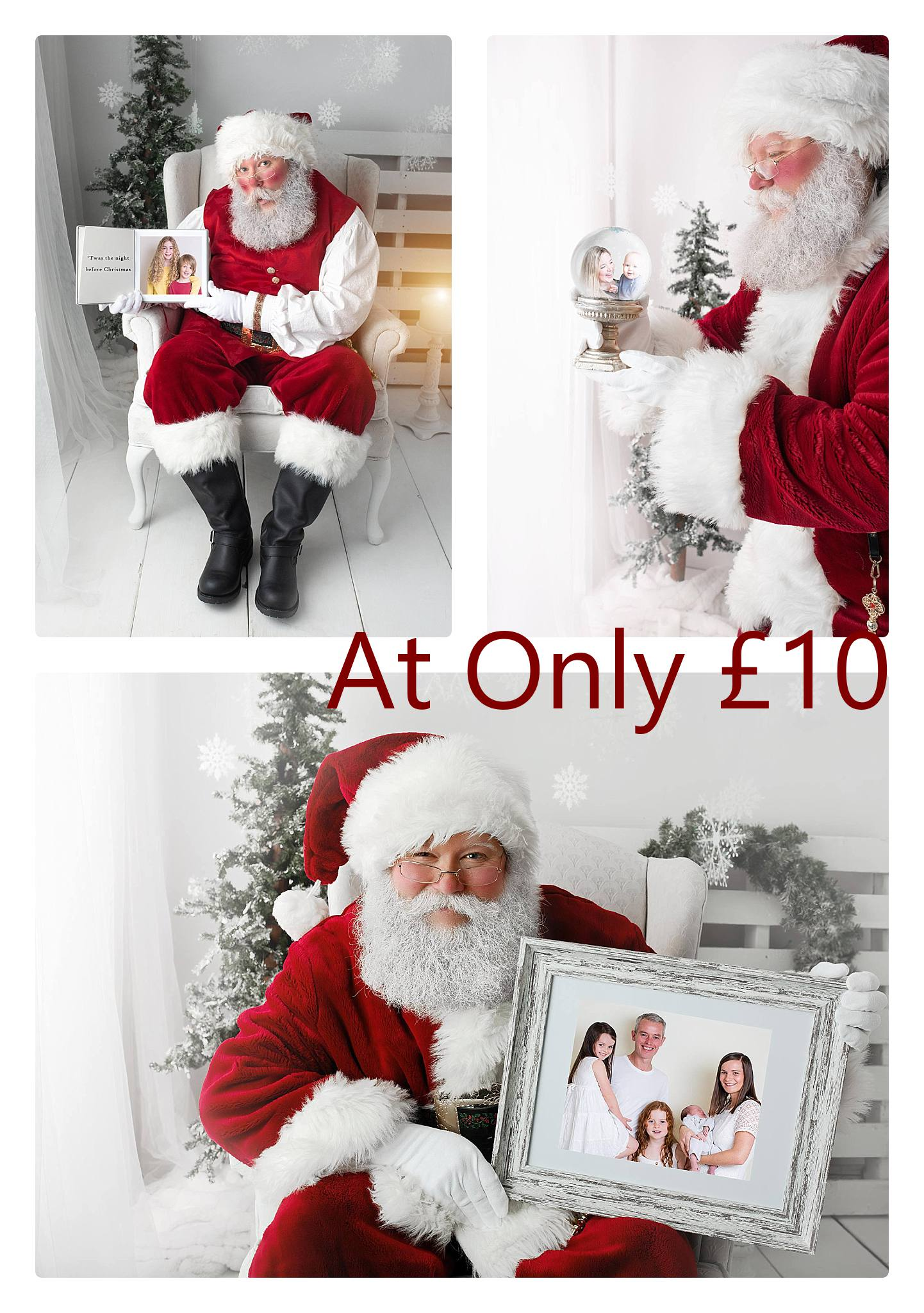 Personalised Xmas Card collage